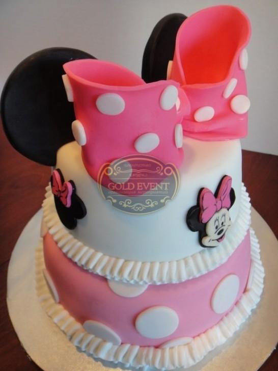 Торты из мастики для девочек на день рождения фото